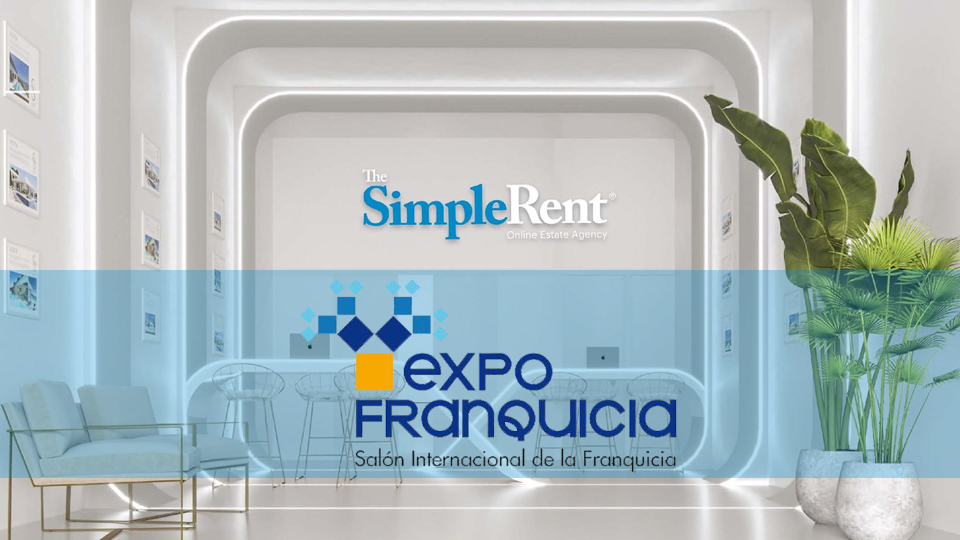 The Simple Rent estará presente en expofranquicia 2019