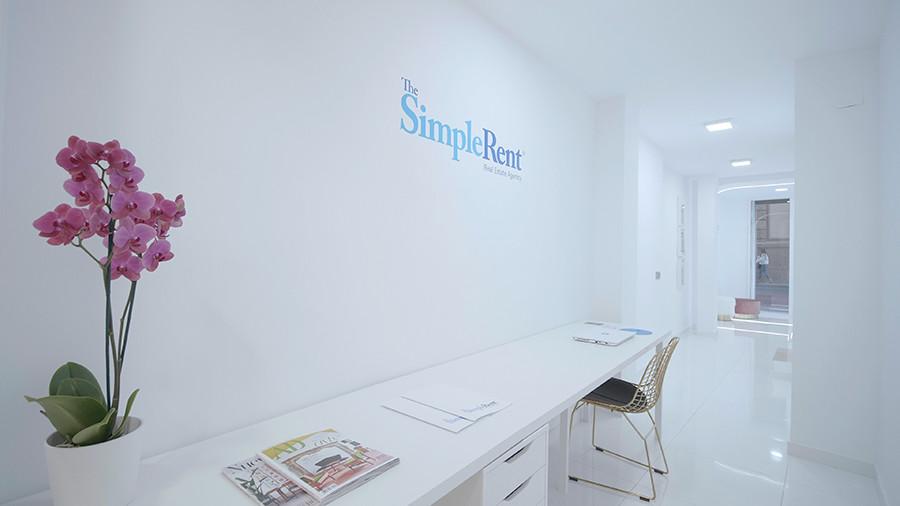 Franquicias inmobiliarias de lujo y alto standing. The simple Rent